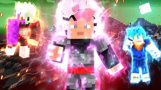 I Transformed into Super Saiyan ROSE for the First Time in Dragon Block C