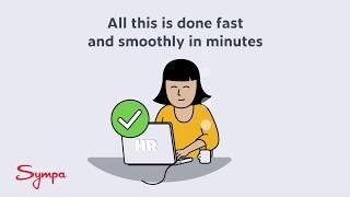 Sympa HR video