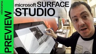Microsoft Surface Studio preview en español | 4K UHD