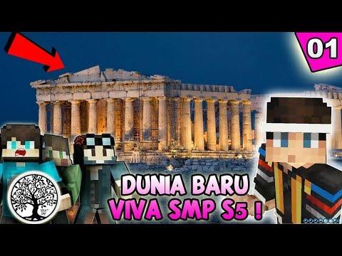 Download VIVA SMP s5 ! DUNIA VIVA YANG BARU ! Eps 1 HD Mp4 3GP Video and MP3