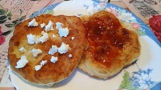 Рецептите на баба: мекици // My grandma's recipes: Bulgarian doughnuts