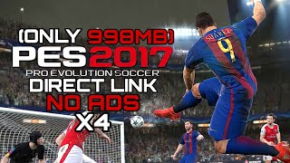 pes 2017 pc highly compressed