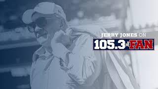 Jerry Jones on 105.3 The Fan 10/18/19 | Dallas Cowboys 2019
