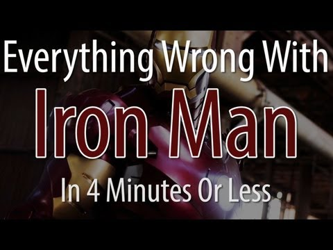 Everything Wrong With Iron Man