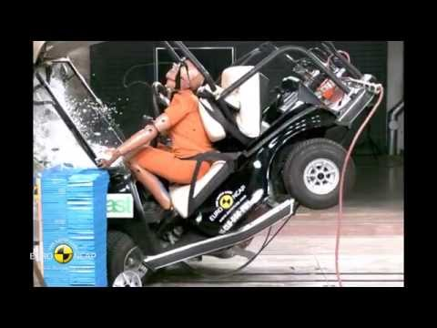 Un crash-test original
