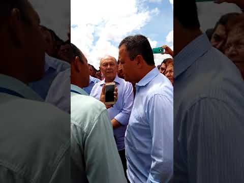 Governador Rui Costa em Adustina Bahia