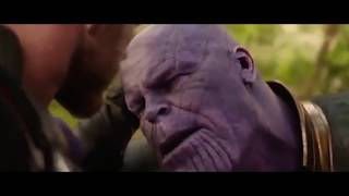 Thanos's Sweet Sweet Victory