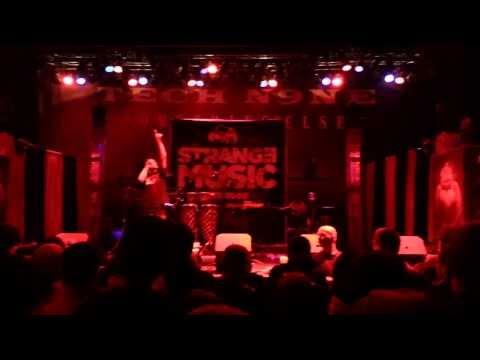 Caboose Opens For Strange Music // Halloween 2013 // Omaha, Nebraska!