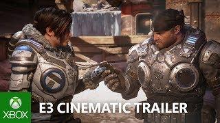 Gears 5 - E3 2018 - Cinematic Announce Trailer