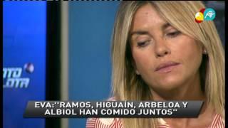 Eva Turégano Desvela La Comida Secreta De Algunos Jugadores Del Real Madrid