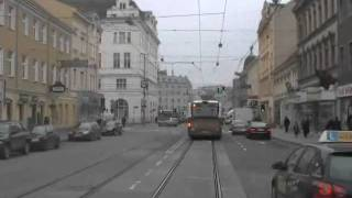 preview picture of video 'Wien Straßenbahnlinie 26 - Teil 1/2'