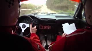 preview picture of video 'Tatabánya Rallye Sprint 2012. 11. 17-18. Hevesi I. - Németh B. Gy 3.'