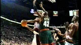NBA Action Top Ten Plays (2000)