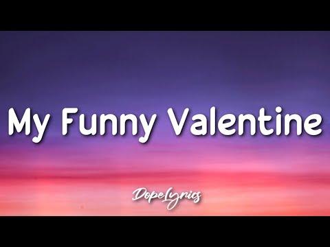 Hadassah - My Funny Valentine (Lyrics) 🎵