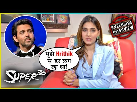 Karishma Sharma Shares Her Experience Working With Hrithik Roshan In Super 30 | EXCLUSIVE INTERVIEW