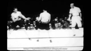 Jack Sharkey -vs- Phil Scott (16mm Transfer) Rare 1930 Heavyweight Fight!
