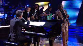 EARTH WIND FIRE WITH DAVID FOSTER AFTER THE LOVE HAS GONE Music