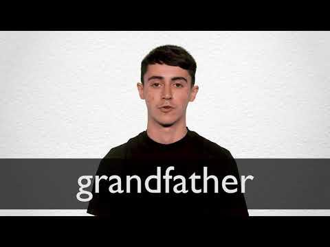 Italian Translation Of Grandfather Collins English Italian Dictionary