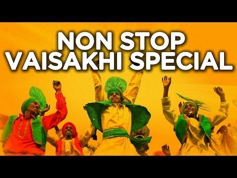 Nonstop Vaisakhi Special  DJ Bhanu