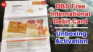 DBS Bank International Debit Card Review and Activation Process in Hindi | Digibank By DBS - Download this Video in MP3, M4A, WEBM, MP4, 3GP