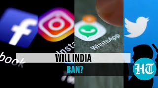 Could India ban Facebook, Twitter, WhatsApp, Instagram? New rules explained