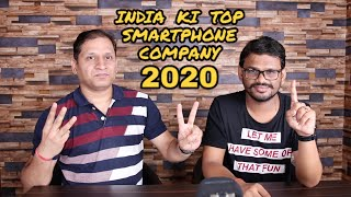 India ki Top Smartphone Company 2020 Ft Fastoye