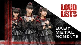 10 Unforgettable Babymetal Moments
