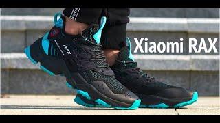 Кроссовки Xiaomi RAX Fly Knit Net Men Sneakers.Посылка с AliExpress.