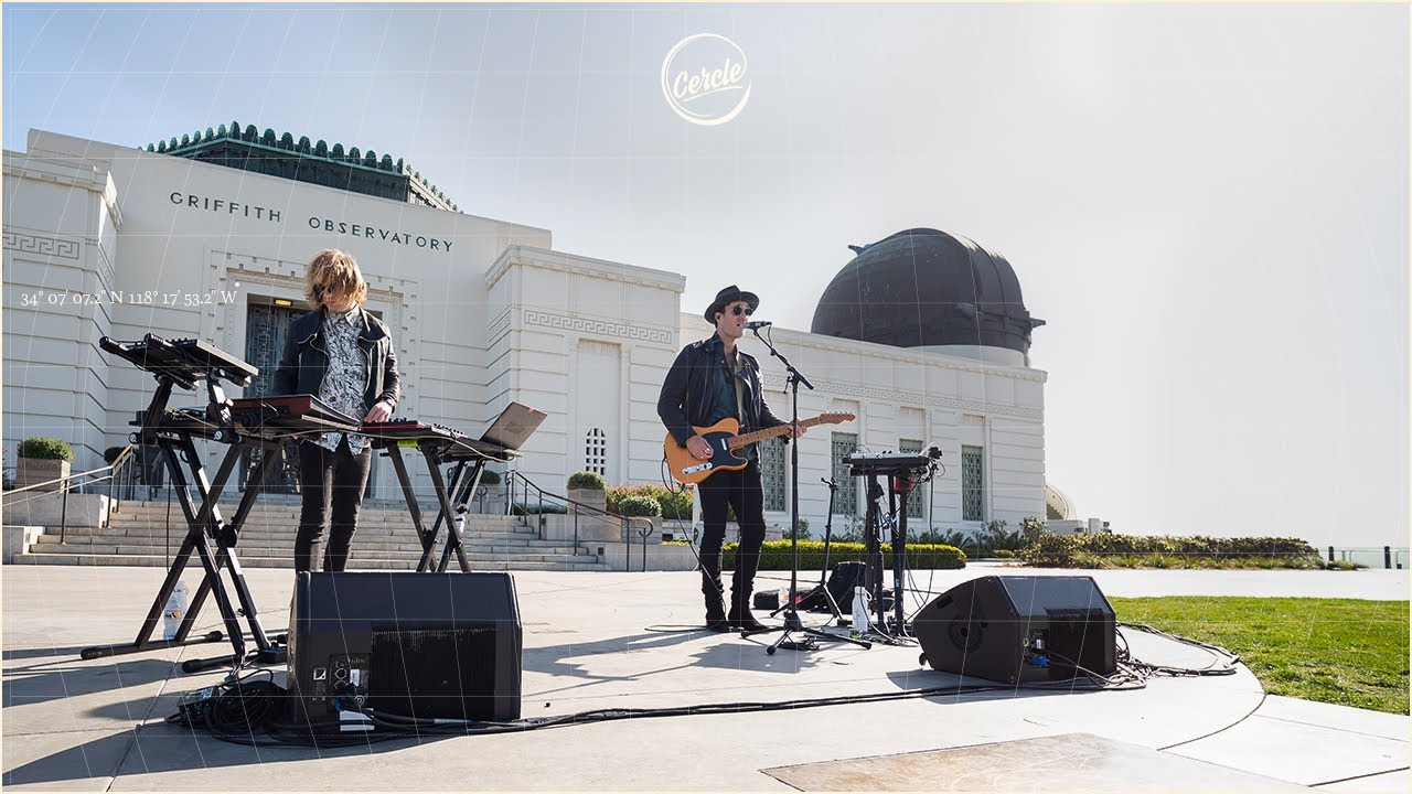 Bob Moses - Live @ Griffith Observatory x Los Angeles, USA 2021