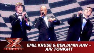 Neuvorstellung:  heute: AIR TONIGHT von EMIL KRUSE & BENJAMIN ((jetzt ansehen))