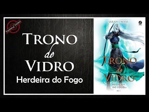 Herdeira do Fogo (Trono de vidro #3) | Patrick Rocha