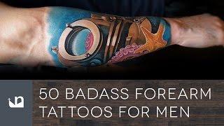 50 Badass Forearm Tattoos For Men
