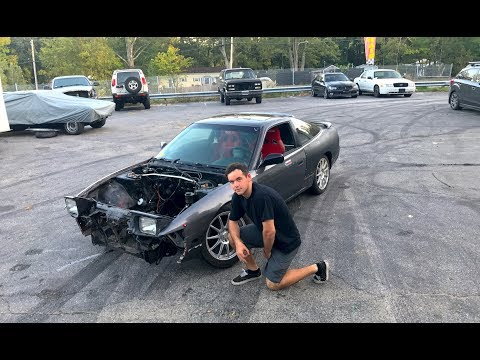 LOW BUDGET DRIFT BUILD BEGINS!!!