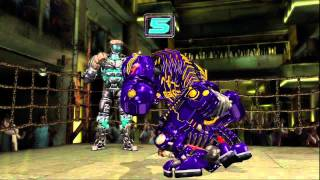 Real Steel - Xbox Live Arcade Game - HD Gameplay
