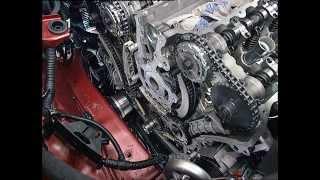 Opel/Vauxhall Z 28 NEL / NET Repair Changing Timing Belt Opel Training Video