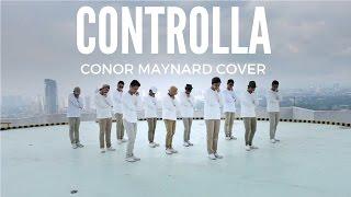 Controlla -  Conor Maynard Cover   The Crew Choreography