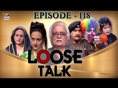 Loose Talk Episode 118