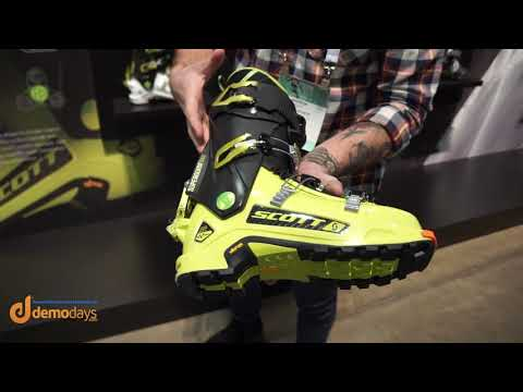 SCOTT Sports Skis and Ski Boots for 2019-2020 Ski Season