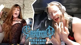 ENSIFERUM - Rum, Women, Victory