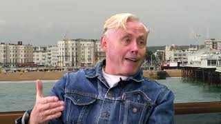 Watch Kirk Brandon Talk About his Simon Dixon Limited Edtion Print Release on Latest Brighton TV