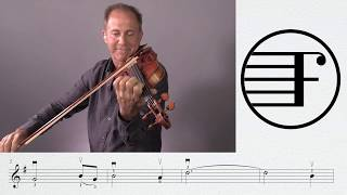 Amazing Grace Fiddlershop Group Project Tutorial - Violin 1