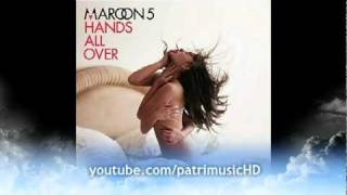 Maroon 5 - Just a Feeling (Hands All Over) Lyrics HD