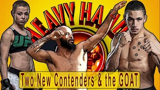 Mighty Mouse and Bobby Knuckles win in style (Heavy Hands #155)