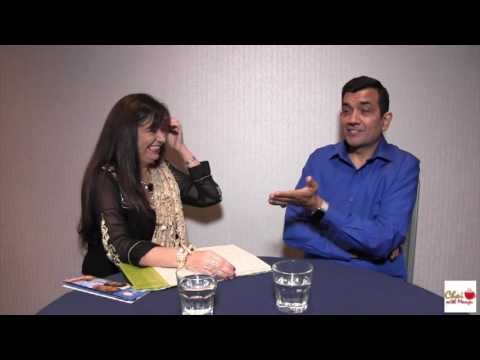 Celebrity Chef Sanjeev Kapoor for Akshaya Patra