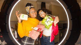 Burgers Can't Be Choosers w/ Sasha Langa | Buhle Lupindo
