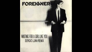 Foreigner Waiting For A Girl Like You Remix Video