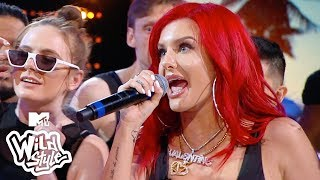 Justina Valentine Snaps on the Entire Red Squad 😱ft. Danielle Herrington | Wild 'N Out