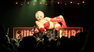 LIVE WIRE AC/DC Tribute Whole Lotta Rosie (w/ Fling Thing) Sands Event Center 9/2014