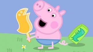 小猪佩奇 | 全集合集 | 1小时 | 第一季 40-52集 连续看| 粉红猪小妹|Peppa Pig Chinese | 动画 | Kholo.pk
