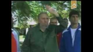 preview picture of video 'Rememoran visita de Fidel Castro al Mausoleo de Artemisa'